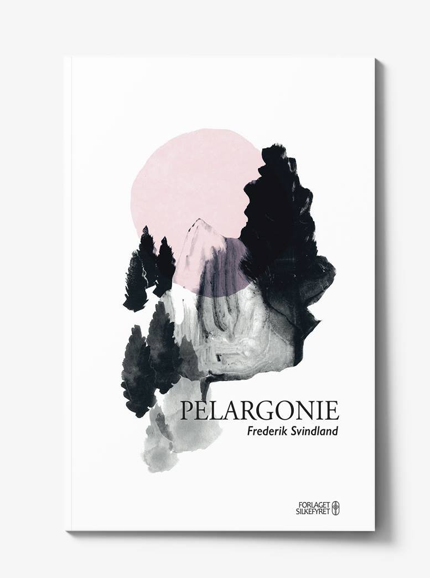 Image of   Pelargonie - Frederik Svindland - Bog