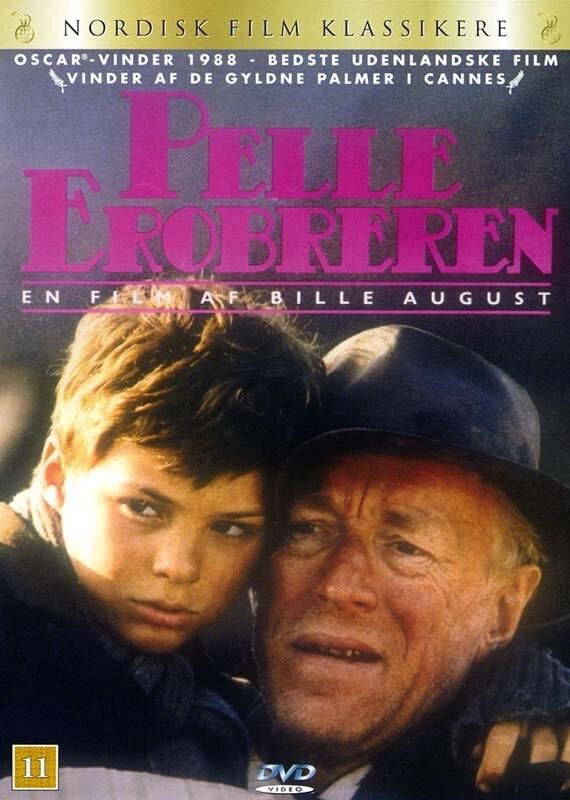 Billede af Pelle Erobreren - DVD - Film