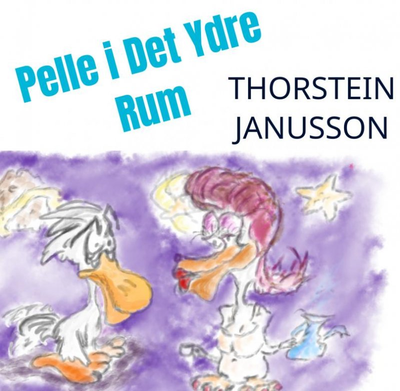 Pelle I Det Ydre Rum - Thorstein Janusson - Bog