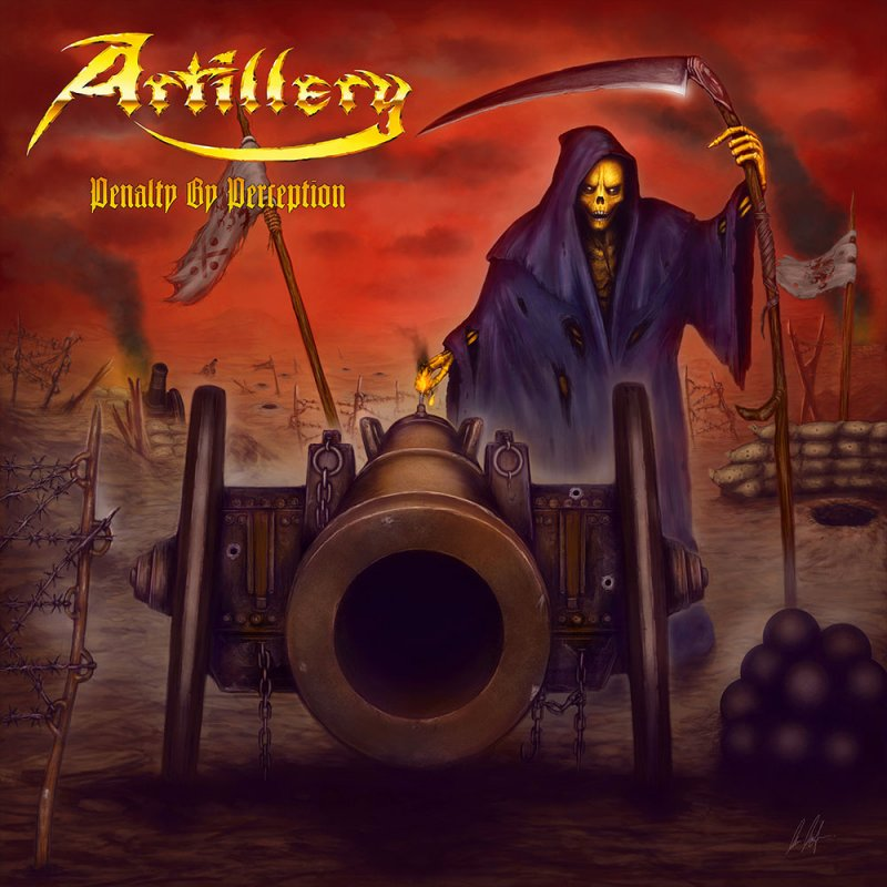 Artillery - Penalty By Perception - Vinyl / LP