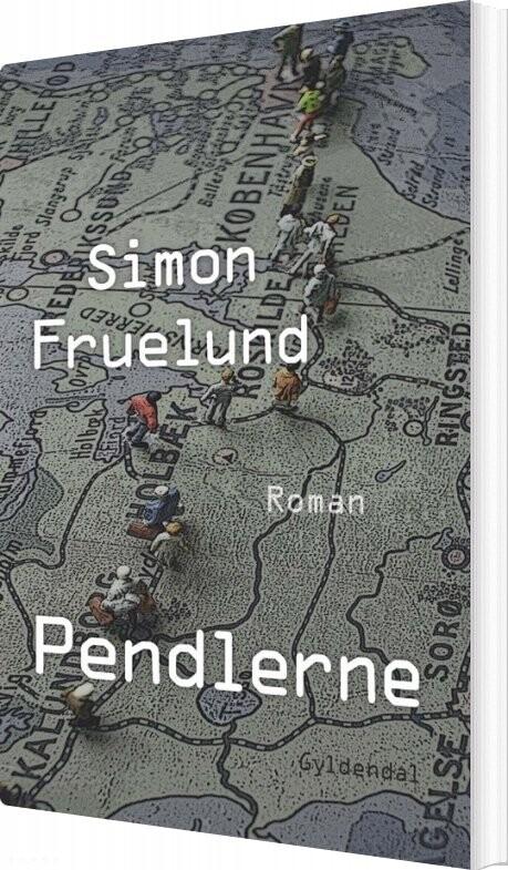Pendlerne - Simon Fruelund - Bog