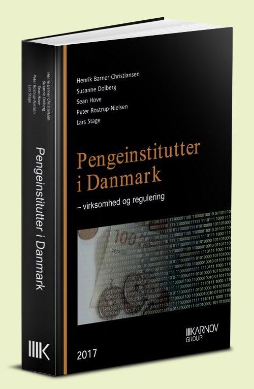 Pengeinstitutter I Danmark - Henrik Barner Christiansen - Bog