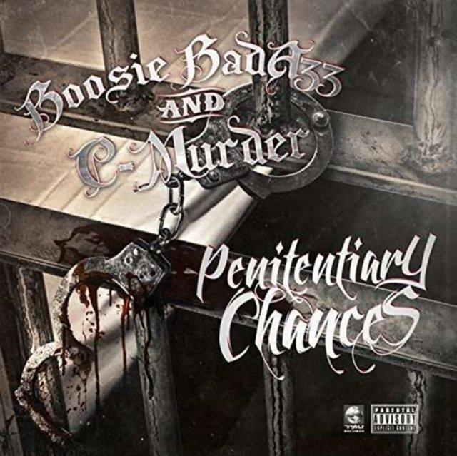 Image of   Boosie Badazz & C-murder - Penitentiary Chances - CD