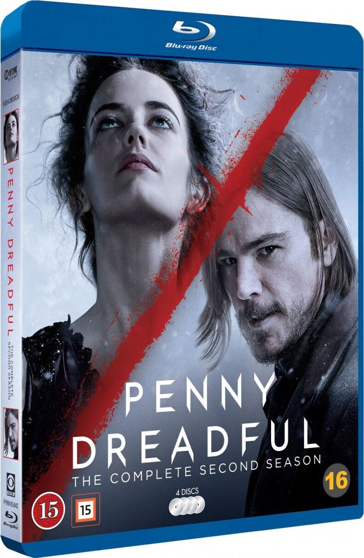 Billede af Penny Dreadful - Sæson 2 - Blu-Ray - Tv-serie