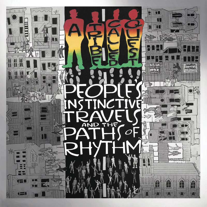 Image of   A Tribe Called Quest - Peoples Instinctive Travels And The Paths Of Rhythm - Vinyl / LP