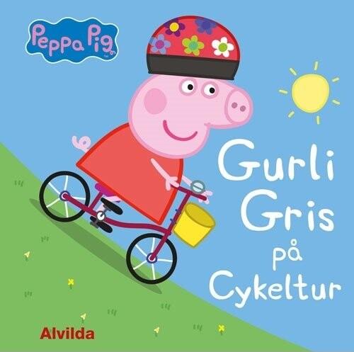 Image of   Gurli Gris På Cykeltur - Diverse - Bog