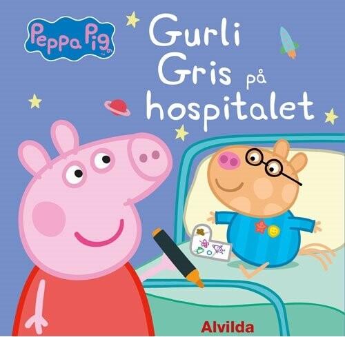 Image of   Gurli Gris På Hospitalet - Diverse - Bog
