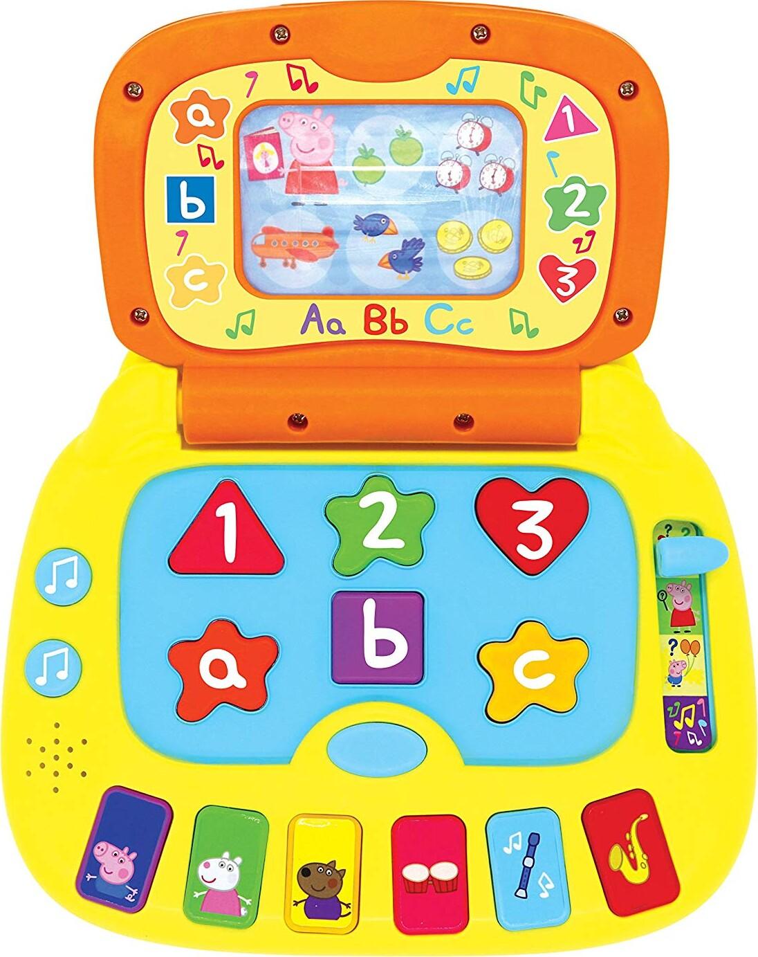 Billede af Gurli Gris - Laugh And Learn - Bærbar Computer Til Baby