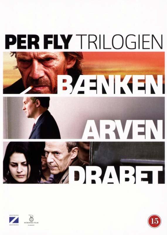 9ceb0963b0b Bænken // Arven // Drabet - Per Fly Trilogien DVD Film → Køb ...