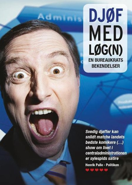 Image of   Per Helge - Djøf Med Løg(n) - DVD - Film