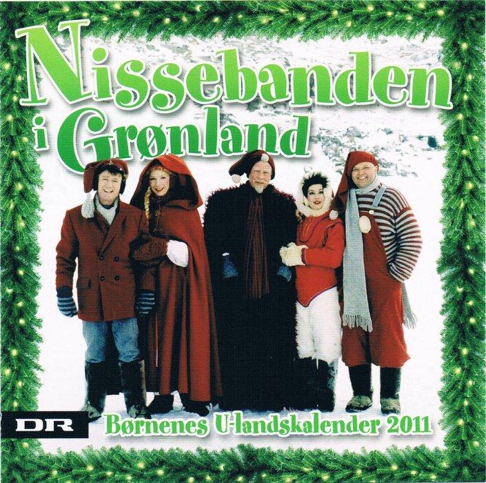 Image of   Nissebanden - Nissebanden I Grønland - CD