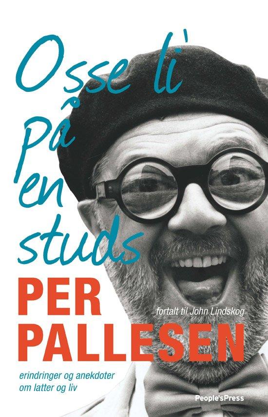 Image of   Per Pallesen - John Lindskog - Bog