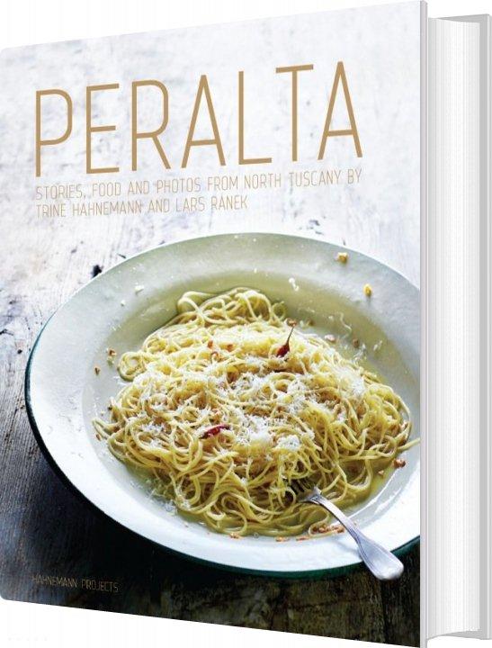 Peralta - Engelsk Udgave - Trine Hahnemann - Bog