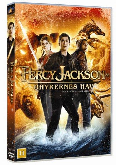Billede af Percy Jackson Og Uhyrernes Hav / Percy Jackson: Sea Of Monsters - DVD - Film