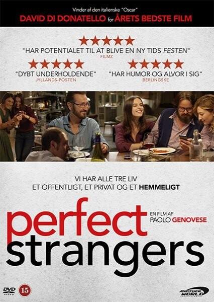 Image of   Perfect Strangers - DVD - Film
