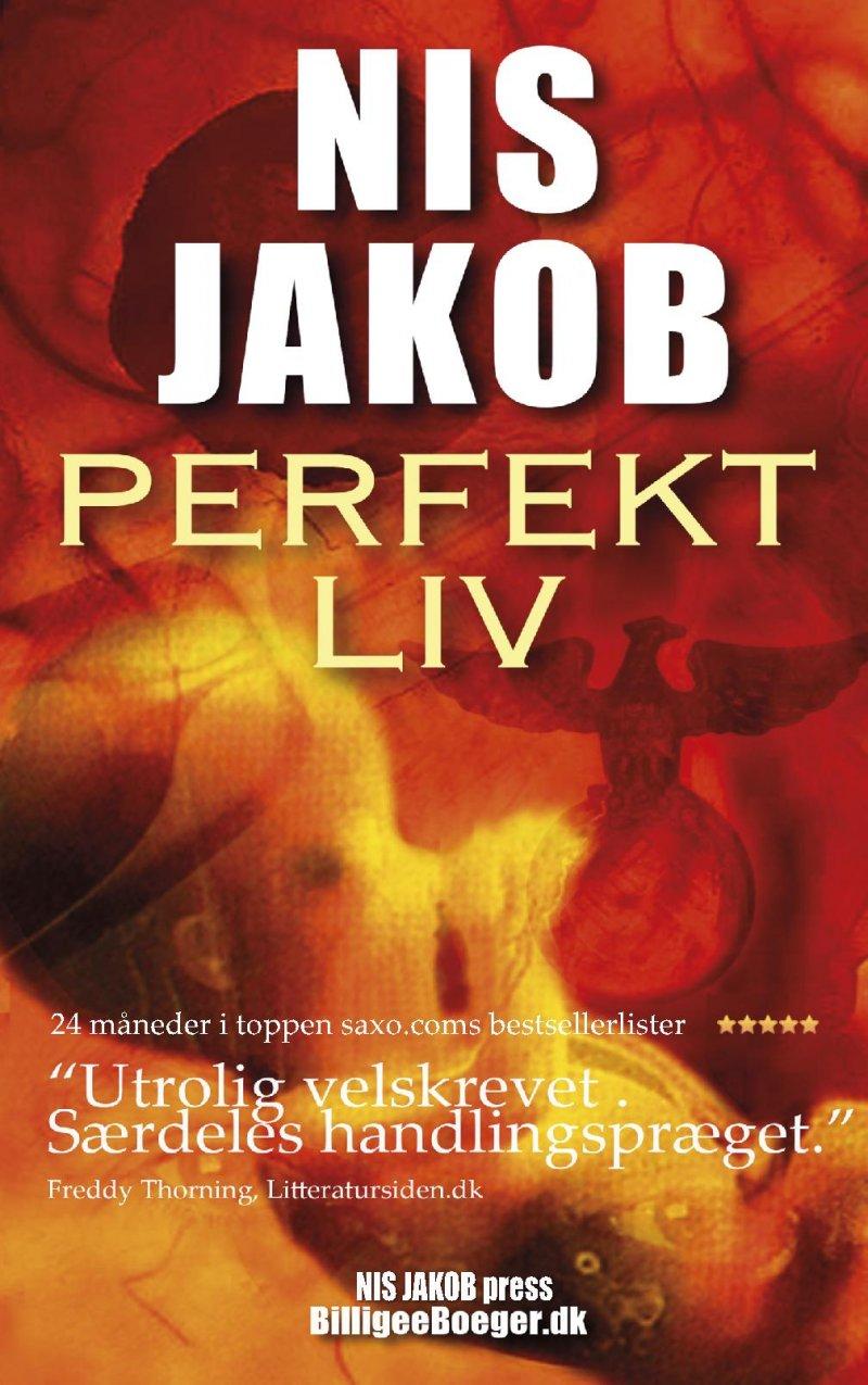 Perfekt Liv - Nis Jakob - Bog
