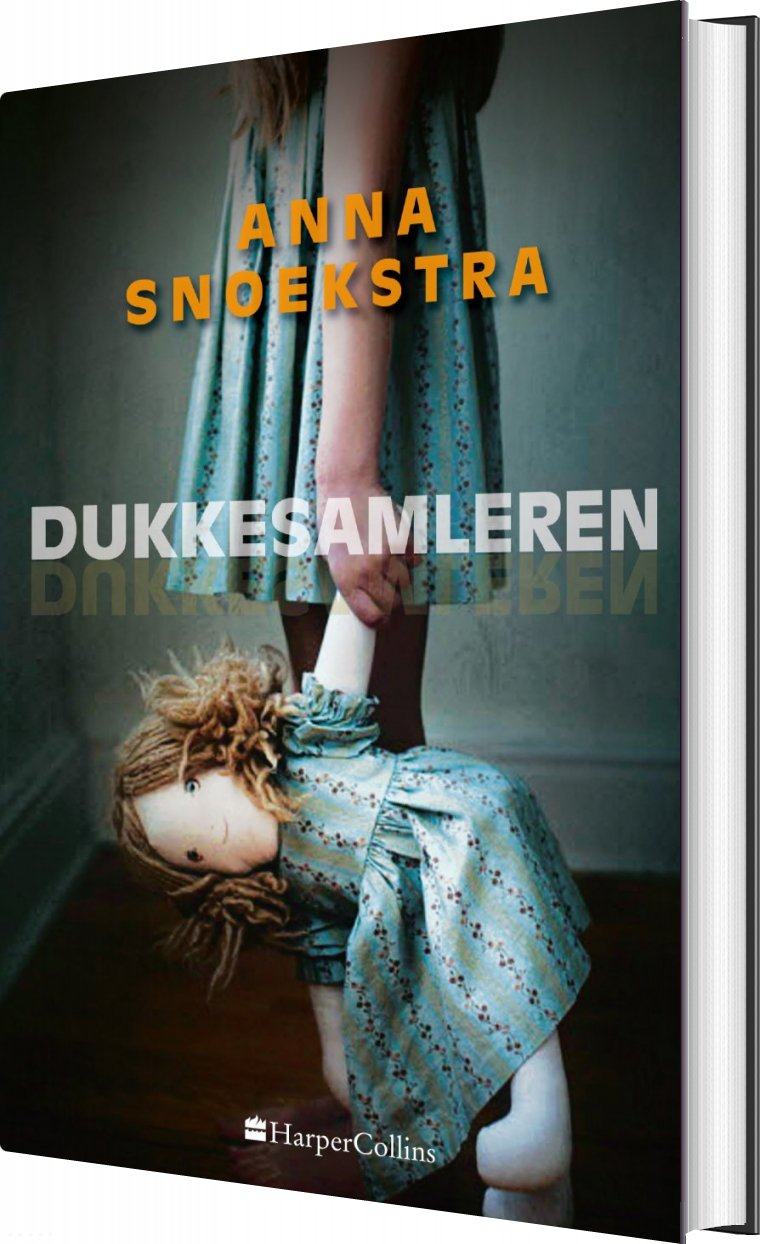 Perfekte Kopier - Anna Snoekstra - Bog