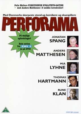 Image of   Perforama - DVD - Film