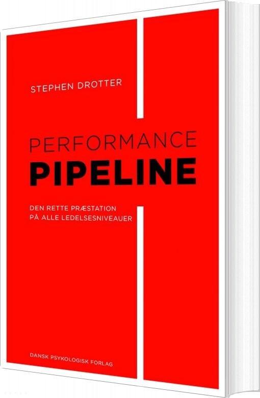 Billede af Performance Pipeline - Stephen Drotter - Bog