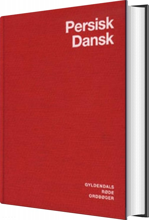 Image of   Persisk-dansk Ordbog - Fereydun Vahman - Bog
