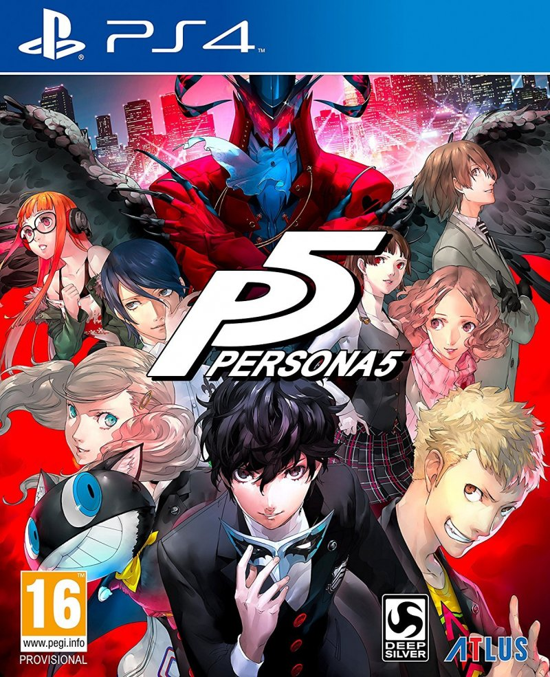 Image of   Persona 5 - PS4