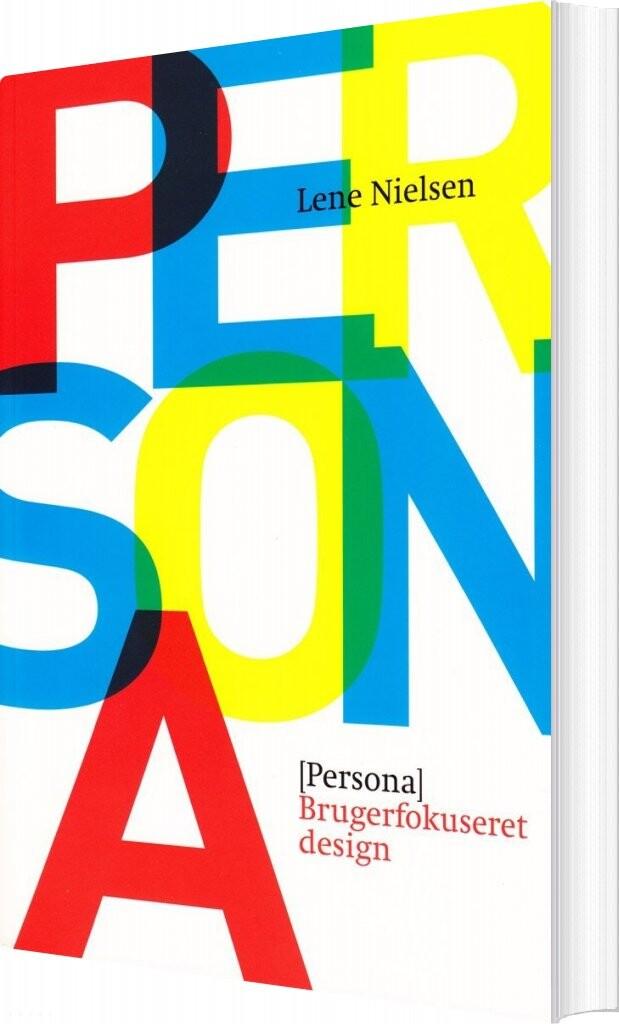 Image of   Persona - Lene Nielsen - Bog