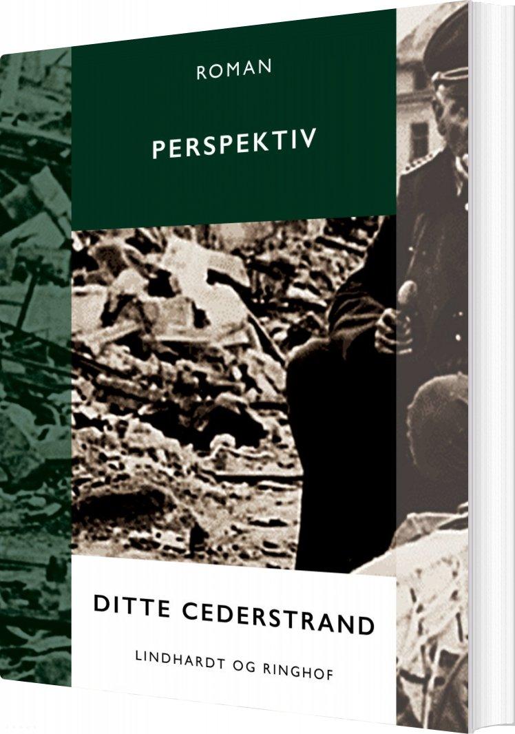 Image of   Perspektiv - Ditte Cederstrand - Bog