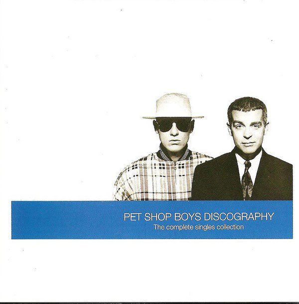Image of   Pet Shop Boys - Discography: The Complete Singles Collection - CD