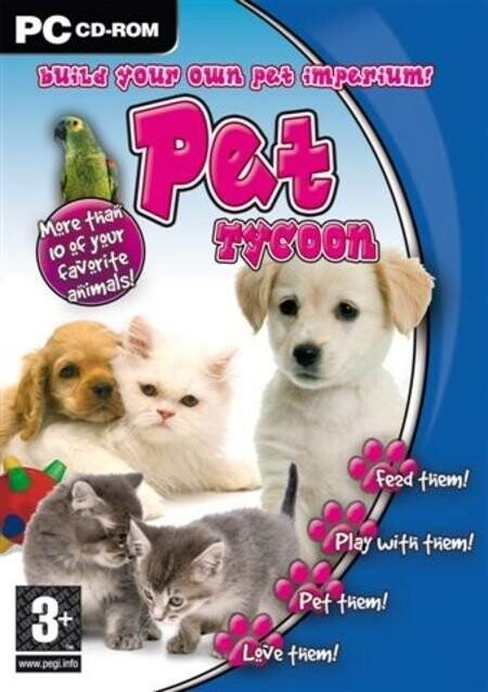 Image of   Pet Tycoon - Dk - PC