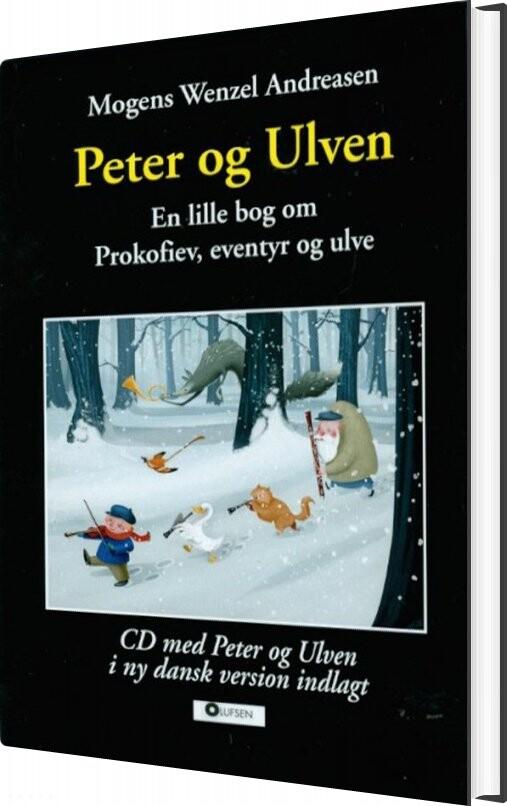 Image of   Peter Og Ulven - Mogens Wenzel Andreasen - Bog