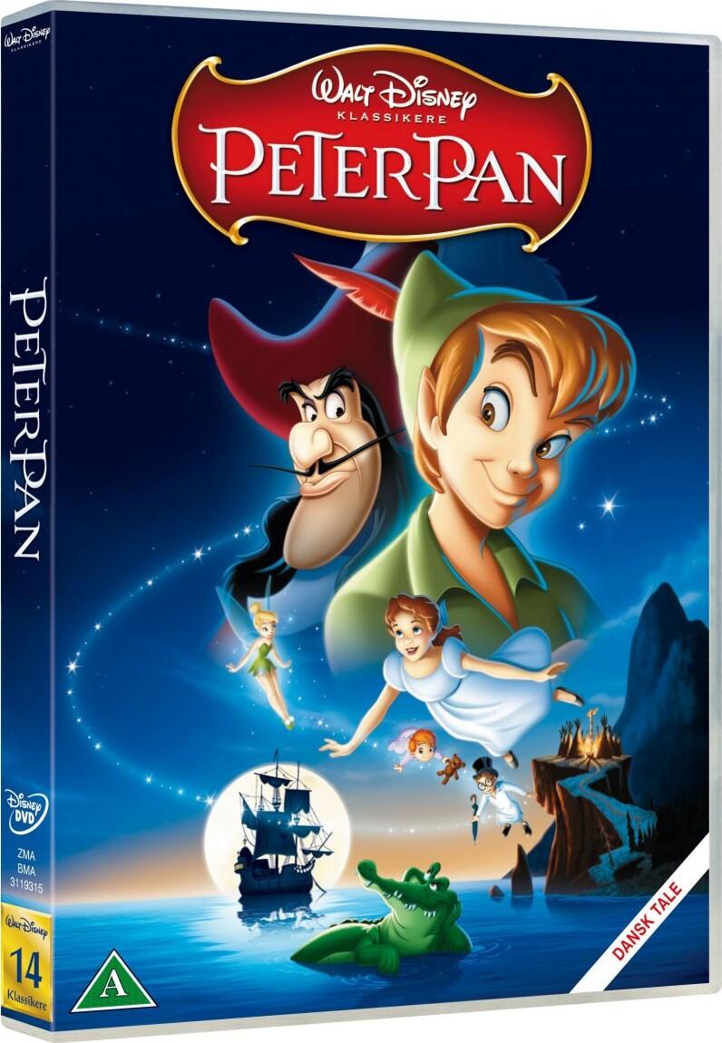 Billede af Peter Pan - Disney - DVD - Film