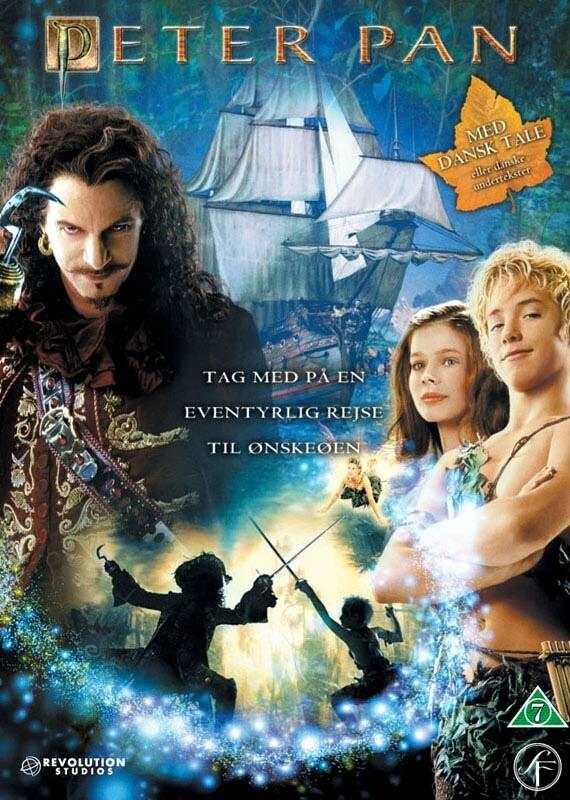Billede af Peter Pan - DVD - Film