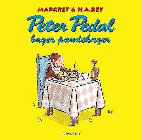 Image of   Peter Pedal Bager Pandekager - H. A. Rey - Bog