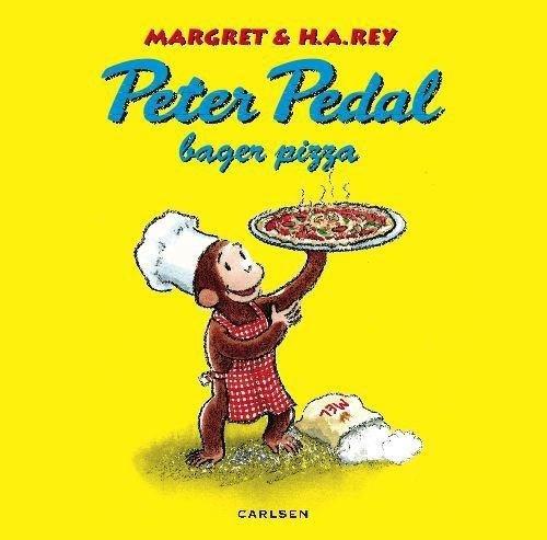 Image of   Peter Pedal Bager Pizza - H. A. Rey - Bog