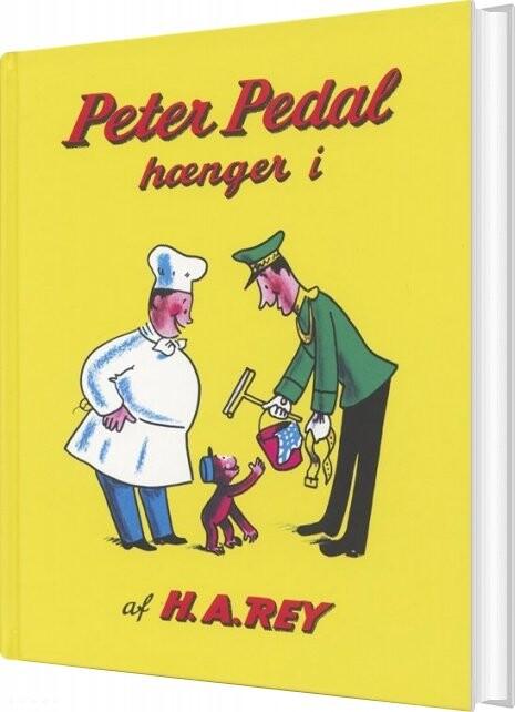 Image of   Peter Pedal Hænger I - H.a. Rey - Bog