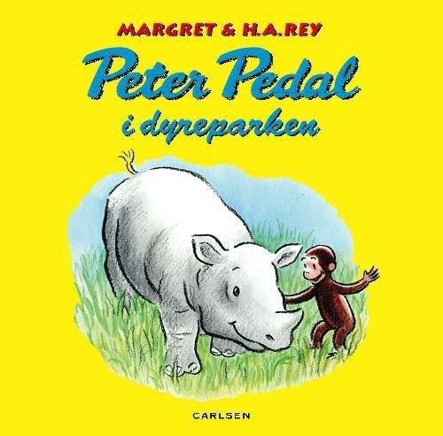 Image of   Peter Pedal I Dyreparken - H. A. Rey - Bog