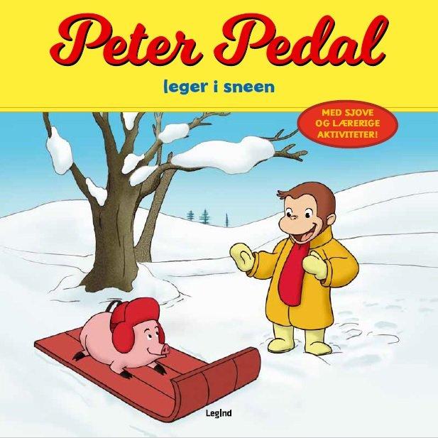 Image of   Peter Pedal Leger I Sneen - Bog