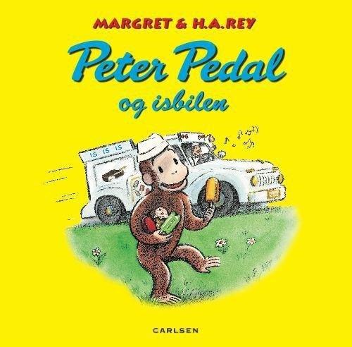 Image of   Peter Pedal Og Isbilen - H. A. Rey - Bog