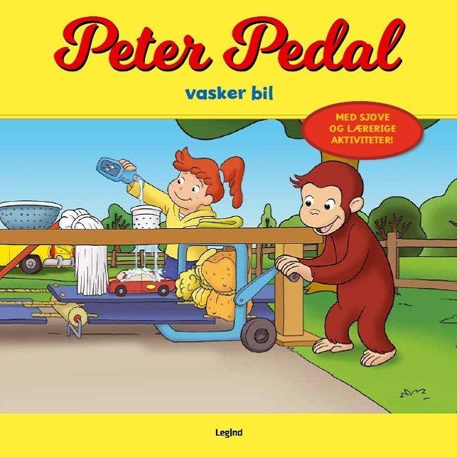 Image of   Peter Pedal Vasker Bil - Julie M. Bartynski - Bog