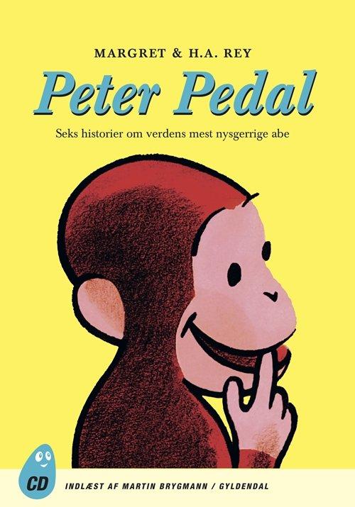 Image of   Den Store Bog Om Peter Pedal - H.a. Rey - Cd Lydbog