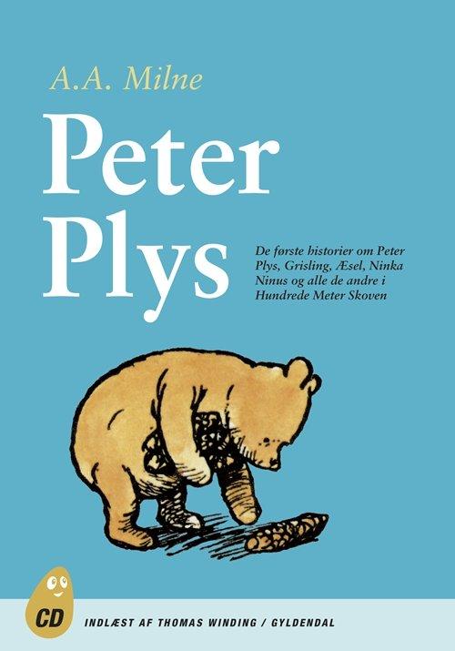 Image of   Peter Plys - A. A. Milne - Cd Lydbog