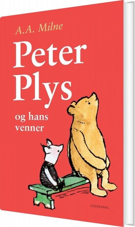 Billede af Peter Plys Og Hans Venner - A. A. Milne - Bog
