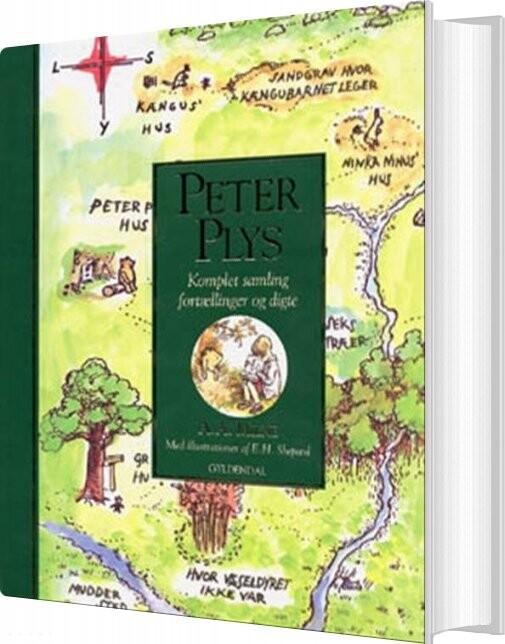 Peter Plys - Komplet Samling Af Fortællinger Og Digte - A.a. Milne - Bog