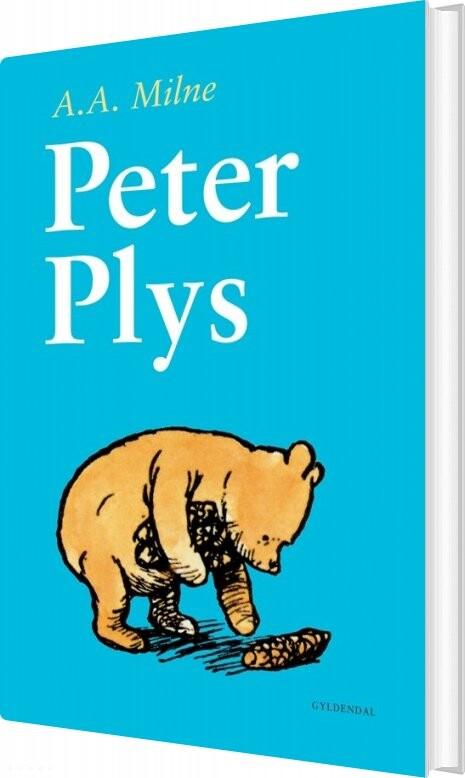 Peter Plys - A. A. Milne - Bog