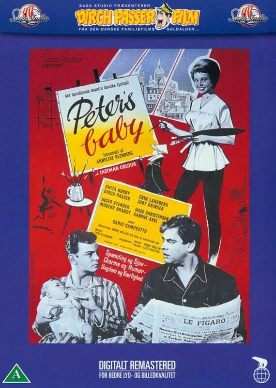 ded044e28f6 Peters Baby DVD Film → Køb billigt her