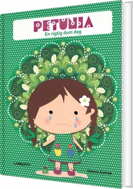 Billede af Petunia - En Rigtig Dum Dag - Nanna Gomaa - Bog