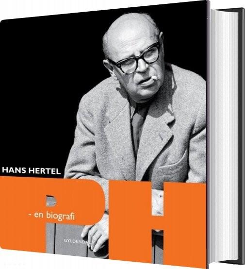 Image of   Ph - En Biografi - Hans Hertel - Bog