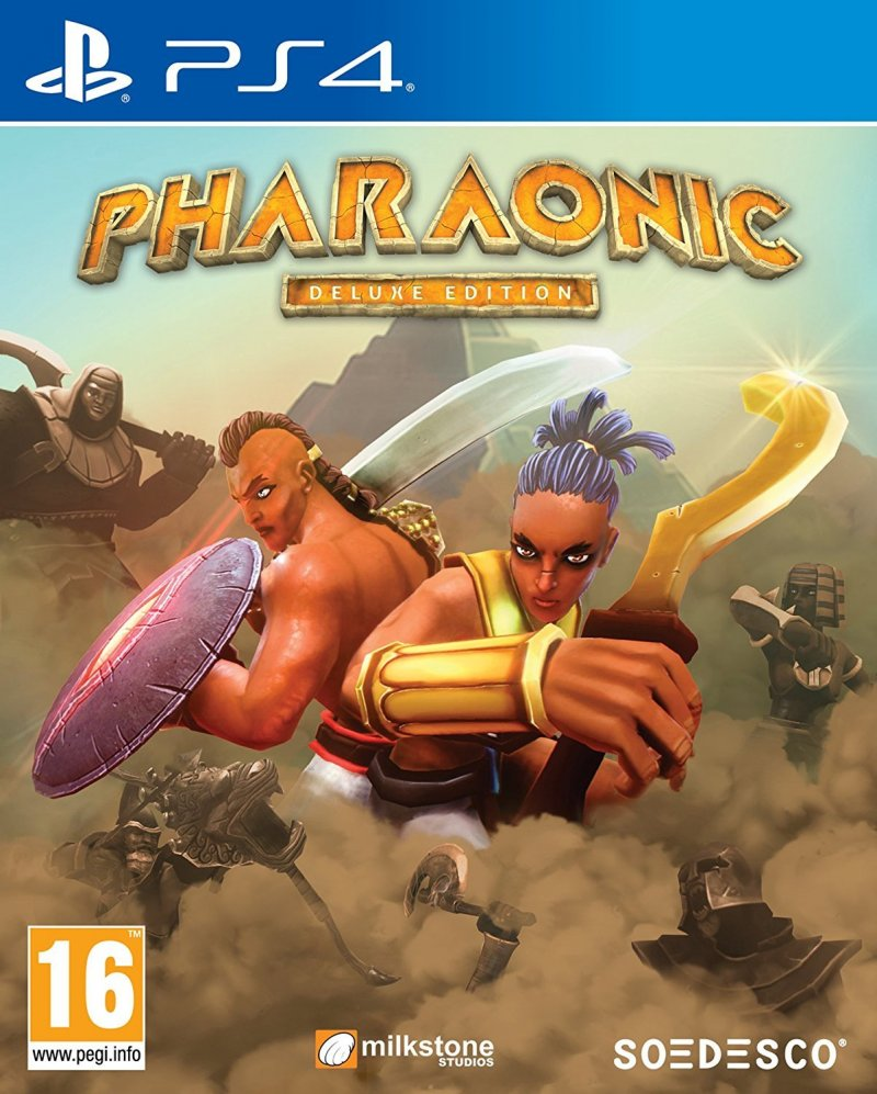 Image of   Pharaonic - Deluxe Edition - PS4