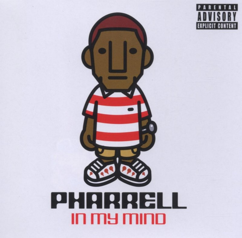 Image of   Pharrell - In My Mind - CD