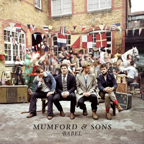 Image of   Mumford And Sons - Babel - CD